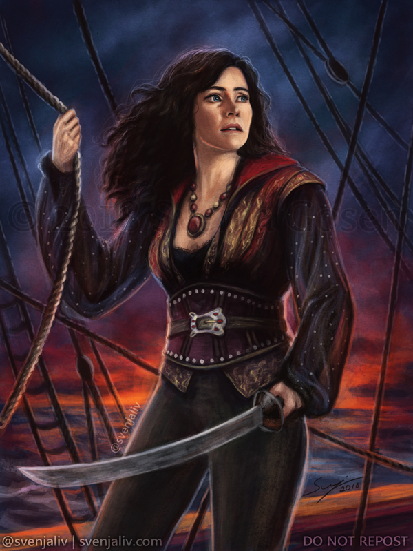 https://svenjaliv.com/pirate-queen/